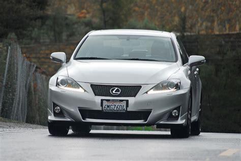 2011 lexus is 350 review 2011 lexus is 350 f sport review test drive