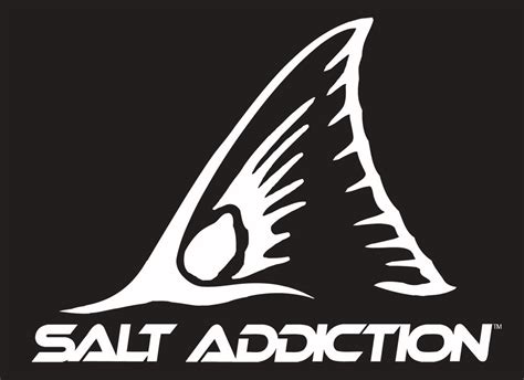 salt decal salt addiction decal window decal redfish reddrum flats