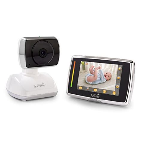Summer Baby Touch Digital Color Monitor Vision Summer Infant Touchscreen Digital Color Baby Monitor