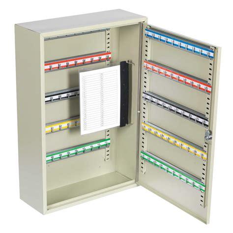 extra deep storage cabinet sealey steel security key cabinet box storage 100 key