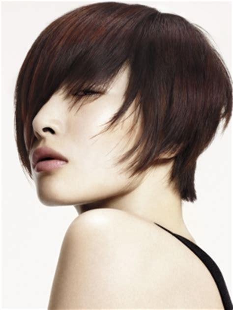 aveda short hair cuts cropped layered short hair styles