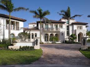 mansion home designs beautiful mediterranean mansion in weston fl homes of the rich