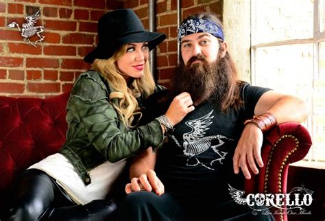 country music videos with duck dynasty corello partners with jep and jessica robertson of duck