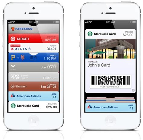 Adding Gift Cards To Passbook - passbook proving popular for developers and retailers mac rumors