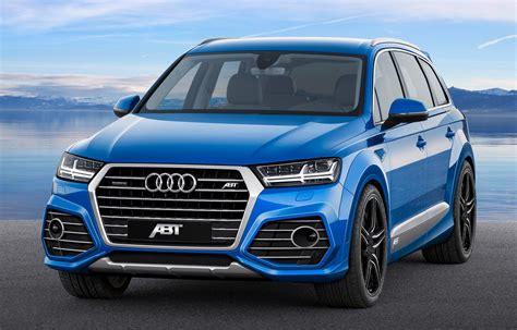 Audi Q7 Images Interior Technikperformance Abt Hong Kong Distributor Abt An