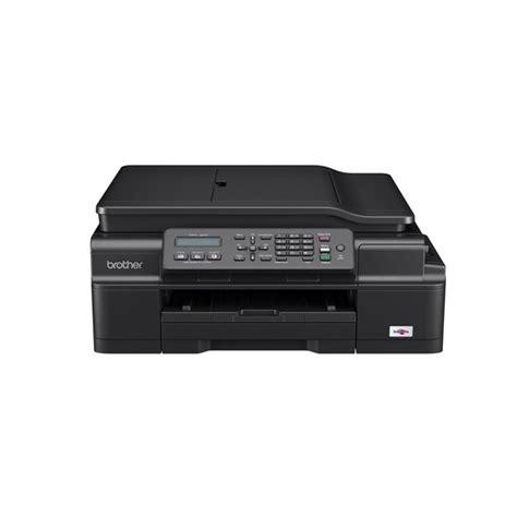 cara reset brother j200 jual printer brother mfp dcp j200 inkbenefit alat kantor