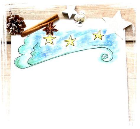 Kostenlose Vorlage Weihnachtsbriefpapier weihnachtskarten kostenlos ausdrucken kreativzauber 174