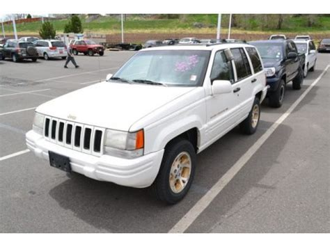 1996 Jeep Grand Specs 1996 Jeep Grand Limited 4x4 Data Info And Specs