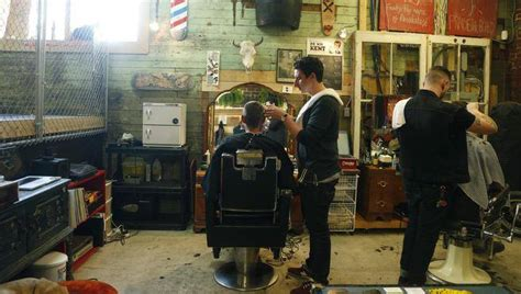 haircut quinpool halifax vintage barbershop chair gets hip new home in halifax
