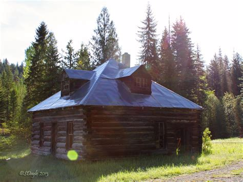 Homesteaders Cabin by The Home Front 10 Things We Can Learn From Homesteads