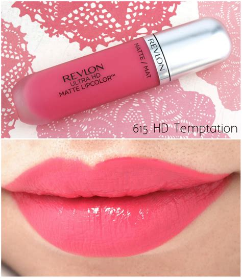 Revlon Ultra Hd Matte Lip Color Review revlon ultra hd matte lipcolor in quot quot quot
