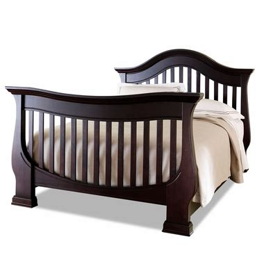 Baby Appleseed Crib Reviews by Baby Appleseed Davenport Size Rails In Espresso Free Shipping