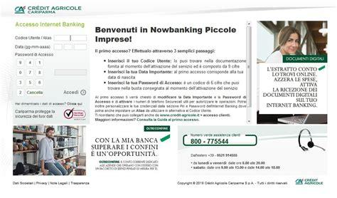Cariparma Banca by Cariparma Nowbanking