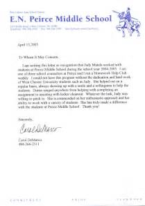 Recommendation Letter For Instructor Elementary Student Recommendation Letter Just B Cause