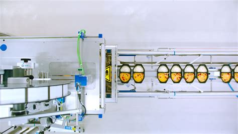 food processing equipment for ready to eat meals