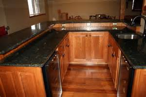 Peacock Green Granite With White Cabinets Peacock Green Granite Installed Design Photos And Reviews