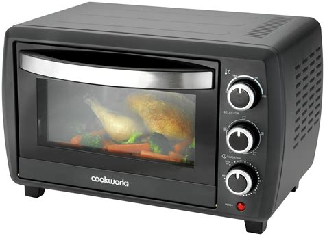 Oven Hakasima 23 Liter sale on cookworks 23l mini oven cookworks now available