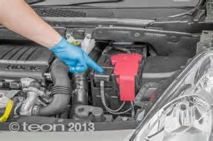 Peugeot 307 Hdi Battery Peugeot Partner Tepee Diesel 1 6 Hdi Battery Check