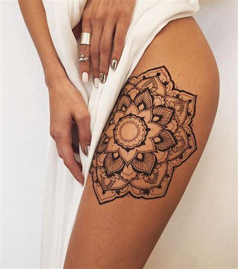 mandala tattoo 20 tattoo ideen f 252 r alle k 246 rperpartien