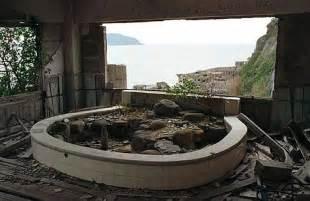 Mitsubishi Island Abandoned Hashima City Island Inspiration For Bond