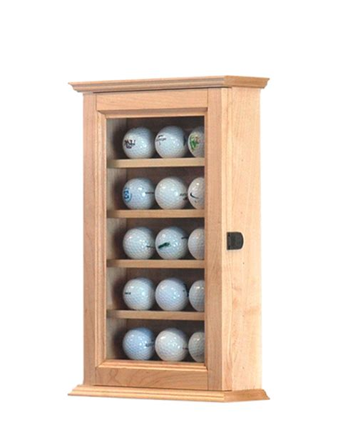 golf ball display cabinets australia golf ball display cabinet fine wood displays
