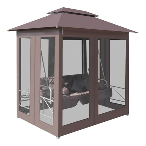 me swings coffee luxury outdoor gazebo swing chair sunbed coffee www
