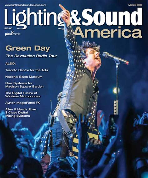 Lighting And Sound America by Lighting Sound America March 2017 Free Pdf Magazine
