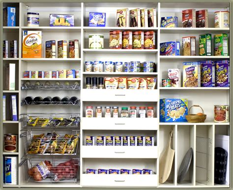 how to organize pantry pantry