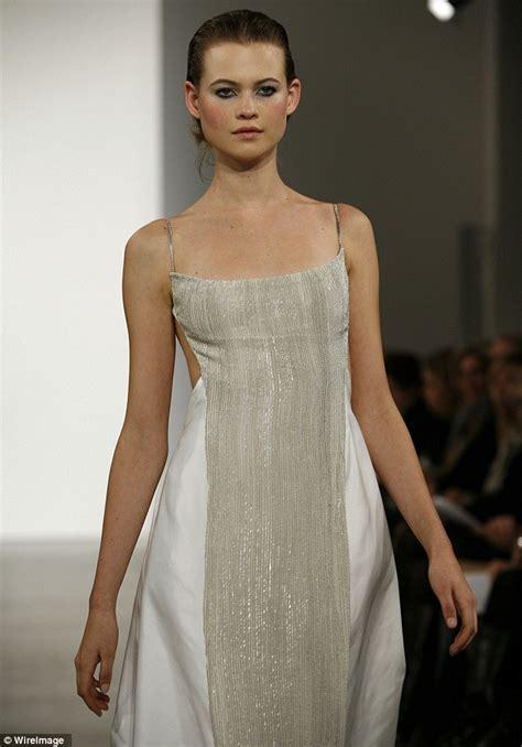 Wardrobe Design Ideas by Behati Prinsloo Borrowed Marchesa Design For Adam Levine