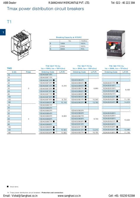 price list capacitor abb abb price list 2016