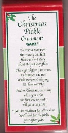 printable christmas tree story 1000 images about christmas pickle on pinterest legends