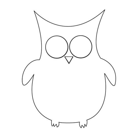 owl pattern worksheet owl template owl ideas az coloring pages