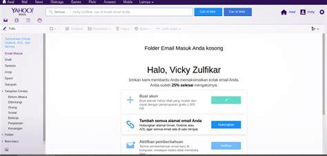 email yahoo indonesia jalur lebah cara mendaftar akun yahoo indonesia terbaru