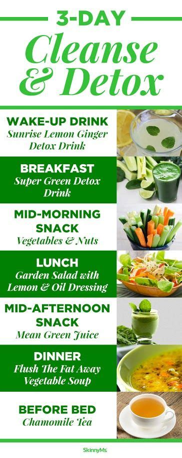 3 Day Rapid Detox To Md by 319 Best Detox Images On Clean Recipes