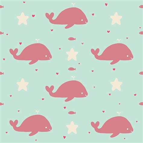 whale pattern background tumblr whale pattern background tumblr