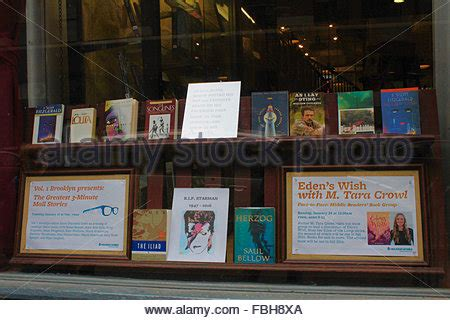 housing works manhattan david bowie memorial book display housing works charity bookshop stock photo royalty