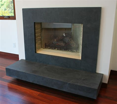Fireplace Hearth Slab by More Fireplaces Fox Marble