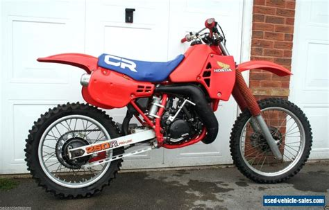 vintage motocross bikes for sale uk 1984 honda cr 250 for sale in the united kingdom