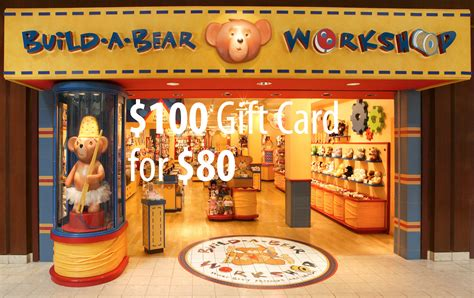 Build A Bear Gift Cards Where To Buy - canadian freebies coupons deals bargains flyers contests canada