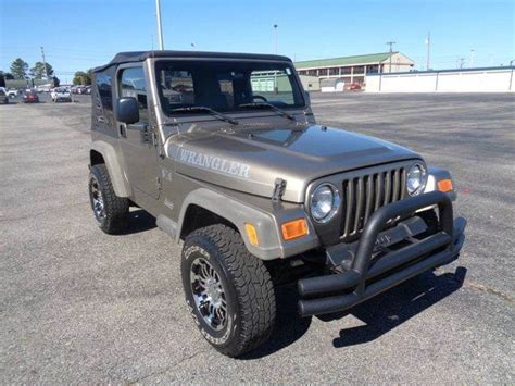 Jeeps For Sale In Tn Jeep For Sale In Lawrenceburg Tn Carsforsale