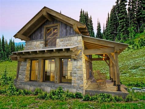Best Small Cabin Plans by Small Rustic Cabin Design With Best Free Home Design