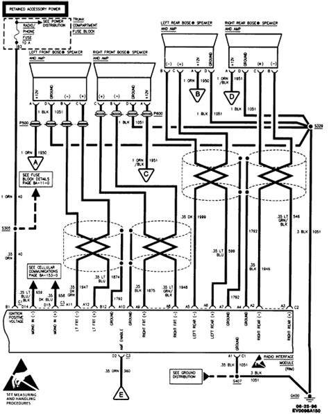 gmos 06 wiring harness gmos 06 no sound buccaneersvsrams co