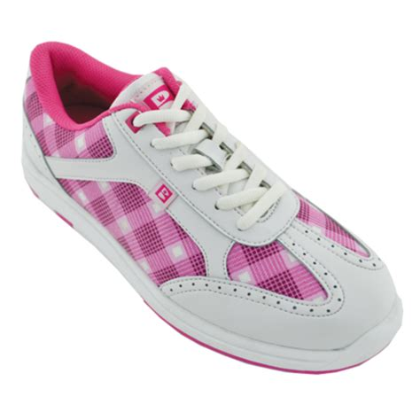 bowling shoes clearance brunswick s pink plaid bowling shoes free shipping