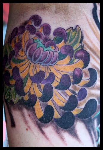 japanese tattoo flower names japanese flower tattoo by phil robertson tattoos