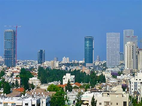 tel aviv skyline every thing found here tel aviv skyline