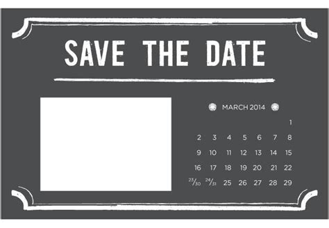 free printable wedding save the date templates vastuuonminun