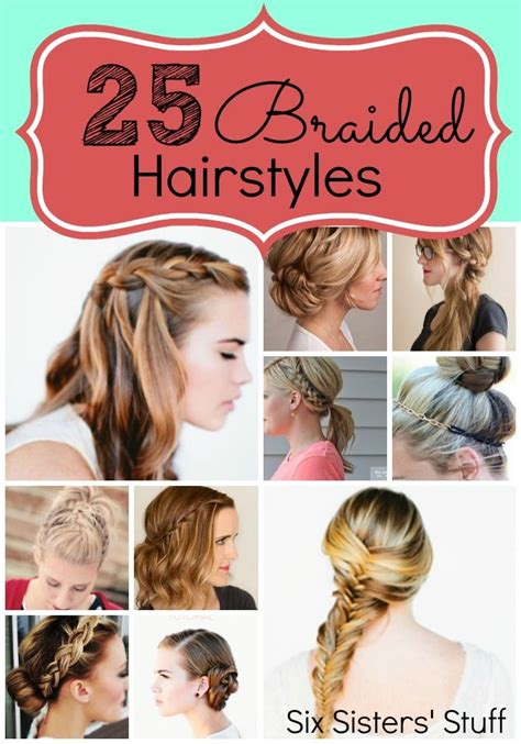 hairstyles for party occasion 25 easy hairstyles with braids some great styles for