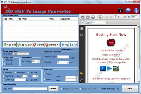 file  images converter main window add  files