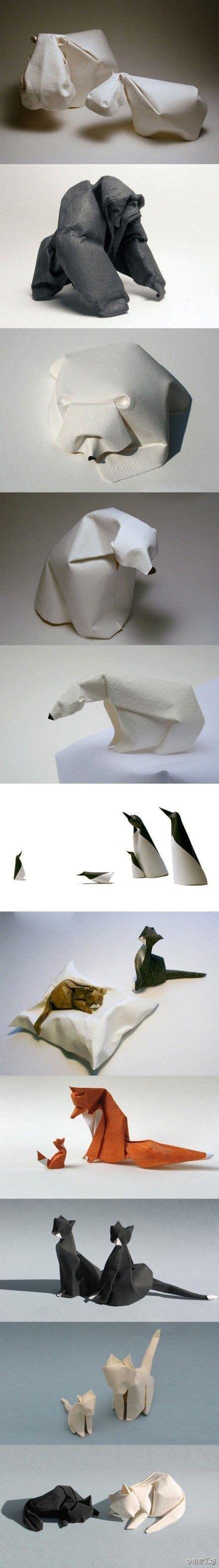 Origami Zoo Animals - creare con la carta quot l arte degli origami quot questo lo