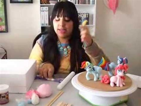 how to make a out of pony bites let s make some pony figures